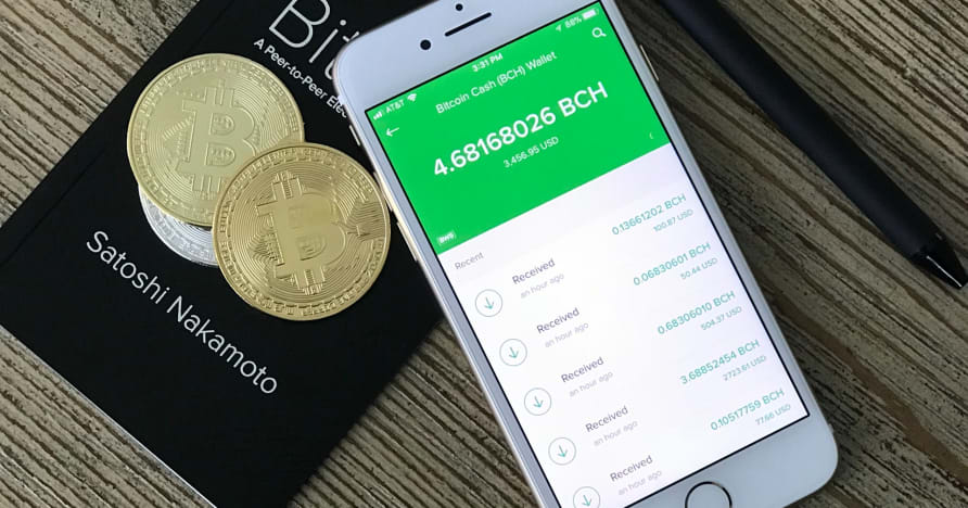 Komme i gang på Bitcoin Mobile Casinos