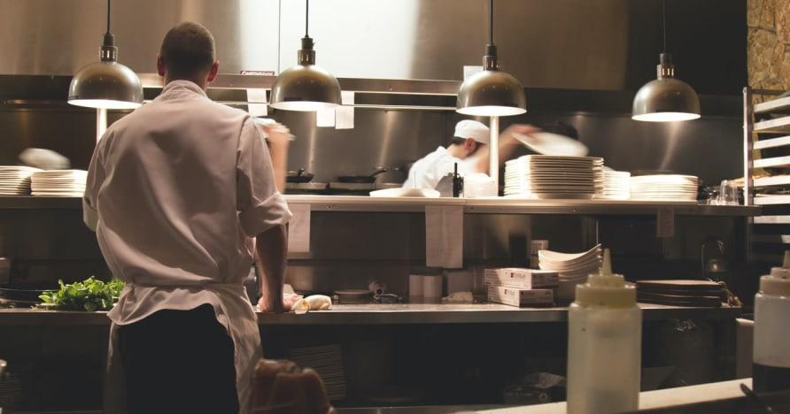 Oppmerksomhet kokker! - NetEnt slipper Gordon Ramsay Hell's Kitchen