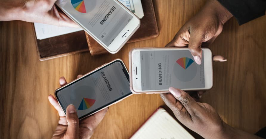 Fordeler med Mobile Casino Apps