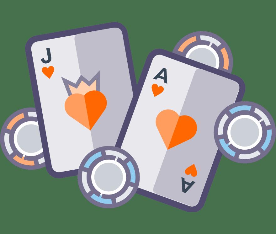 Spill Blackjack Online -De beste 143 Casino På Mobile Enheter med høyest utbetaling 2021