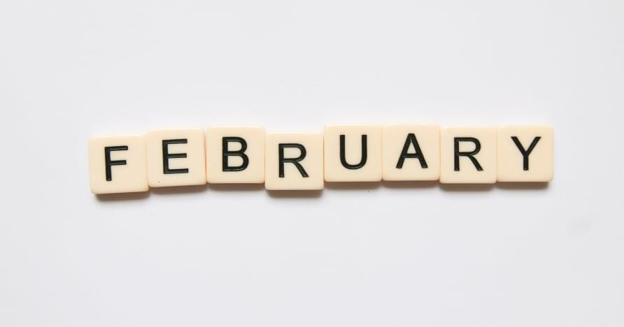 Microgaming lanserer svimlende 20 nye titler i februar
