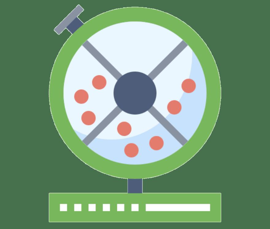 Spill Lotteri Online -De beste 10 Casino på mobile enheter med høyest utbetaling 2021
