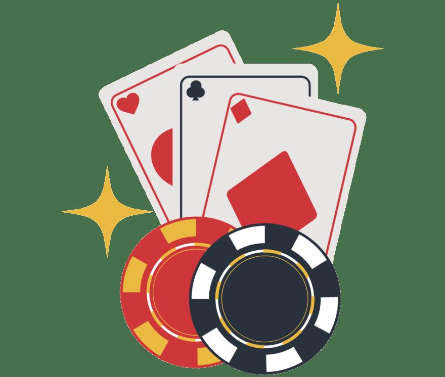 Spill Blackjack Online -De beste 159 Casino på mobile enheter med høyest utbetaling 2021