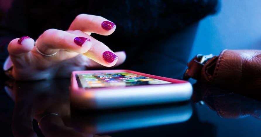 Online mobilcasino: Apper eller nettleserversjoner?