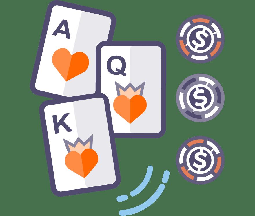 Spill Trekorts poker Online -De beste 60 Casino På Mobile Enheter med høyest utbetaling 2021