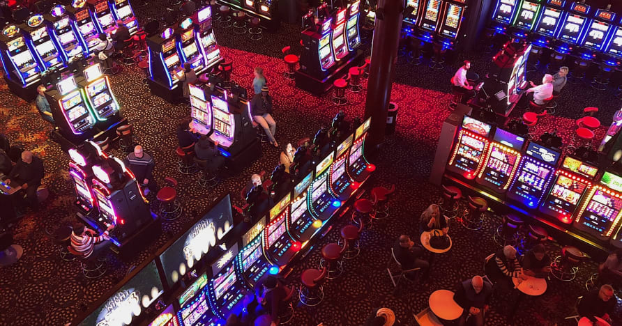 Sosiale kasinoer vs nettcasinoer