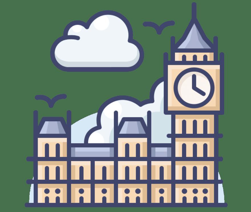De beste 45 Casino på mobile enheters i Storbritannia 2021