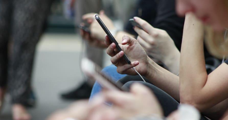 Funksjoner av mobilcasinoer som er populære i dag