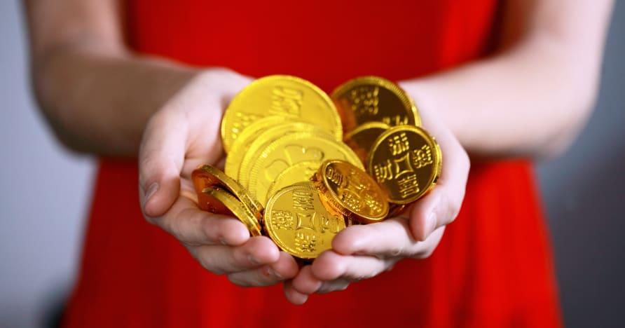 Strålende Bitcoin - revolusjonerer kasinoindustrien