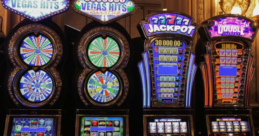 Å spille spilleautomater for å leve