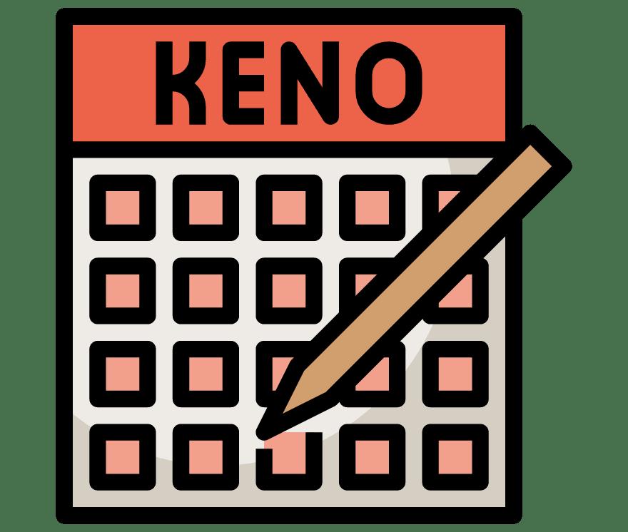 Spill Keno Online -De beste 44 Casino På Mobile Enheter med høyest utbetaling 2021