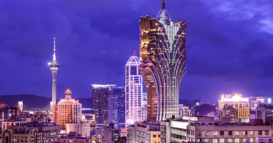 Gå på en tur østover med Betsofts Mr. Macau