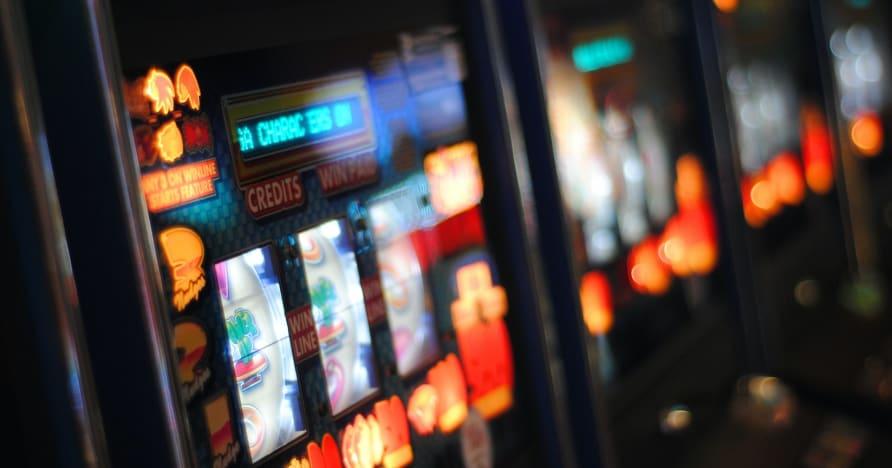 Spill'n GO Brøl inn i 2021 med splitter nye spilleautomater