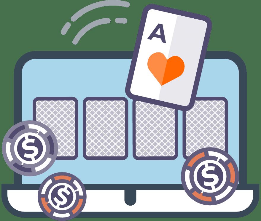 Spill Caribbean Stud Online -De beste 43 Casino På Mobile Enheter med høyest utbetaling 2021