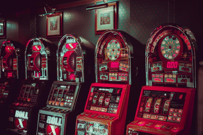 Online spill med lav volatilitet
