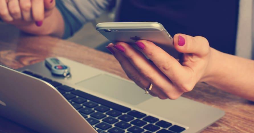 Fordeler med mobil kasinospill