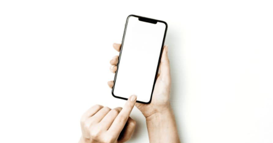 Topp 5 smarttelefoner for mobilcasino-spill 2021